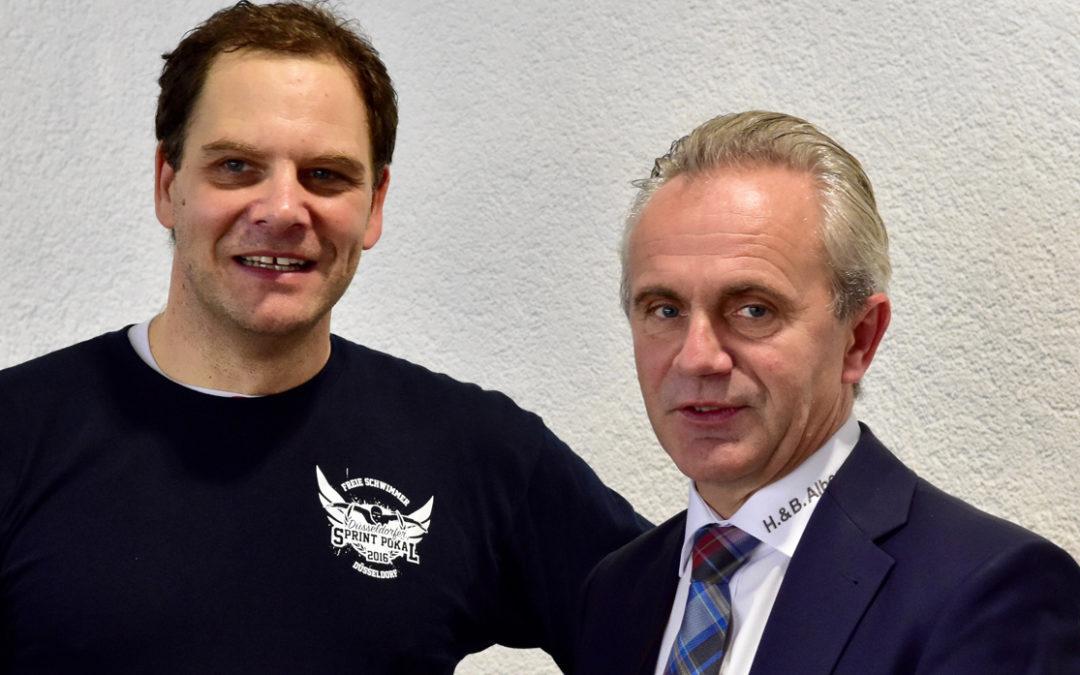 12.06.2016   Rainer Klaeren zum Vorsitzenden gewählt