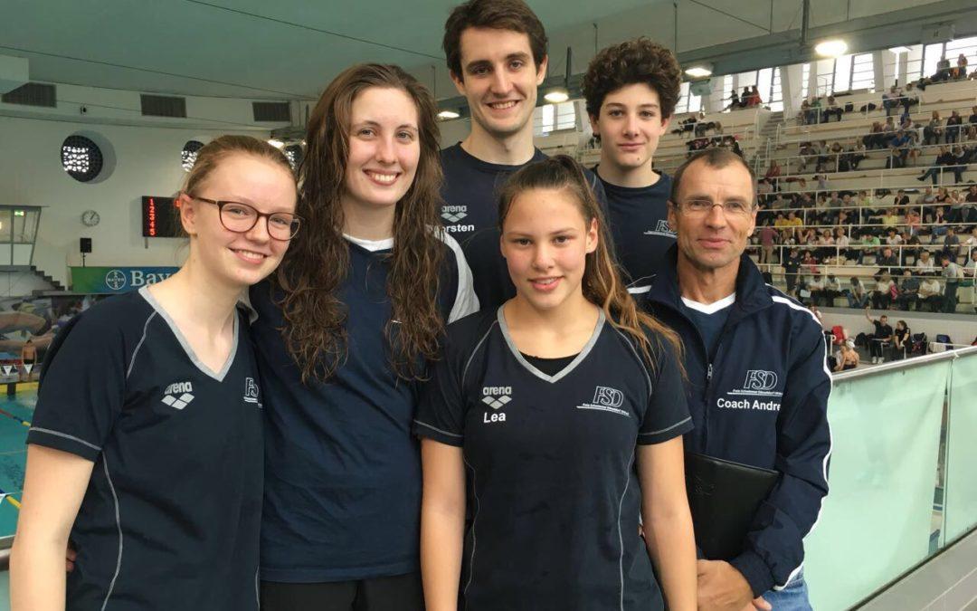 NRW Kurzbahnmeisterschaften 2017