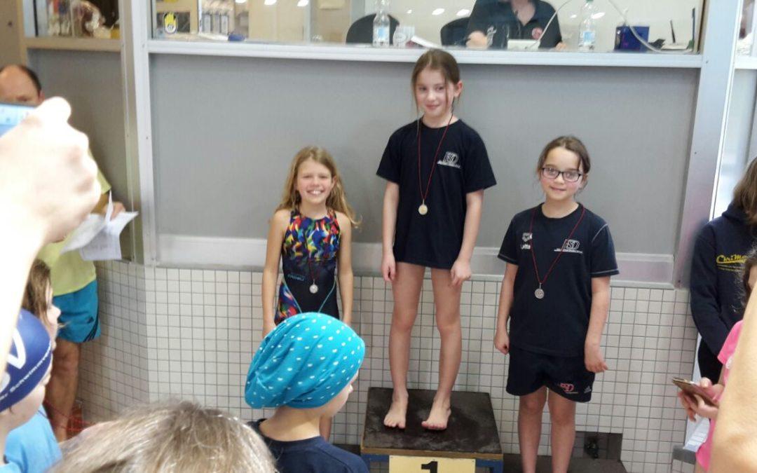 39. Internationales Schwimmfest des SV Solingen-Süd